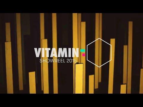 Vitamin ShowReel 2015 [HD]