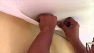 видео натяжные потолки Зеленоград