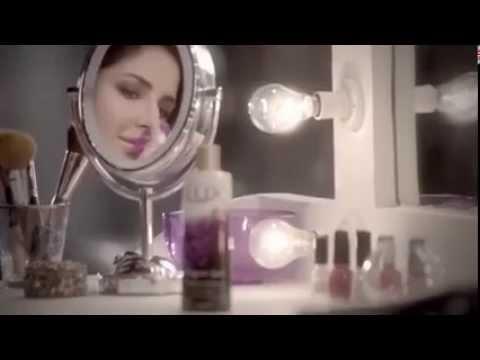 Kat's latest LUX commercial