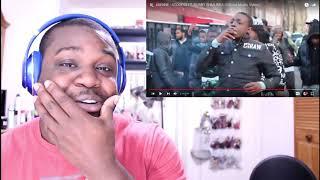 6IX9INE - STOOPID FT. BOBBY SHMURDA (Official Music Video) REACTION