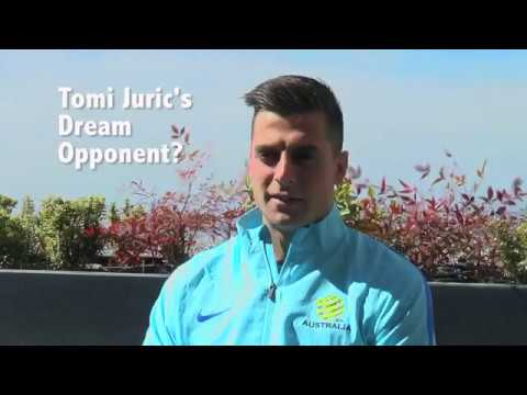 Who is the joker of the Australia national team? Tomi Juric reveals all…
