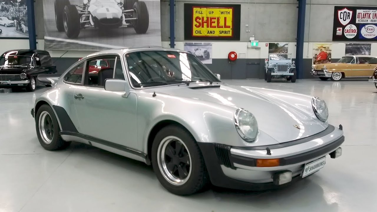 1976 Porsche 930 Turbo Coupe - 2020 Shannons Winter Timed Online Auction