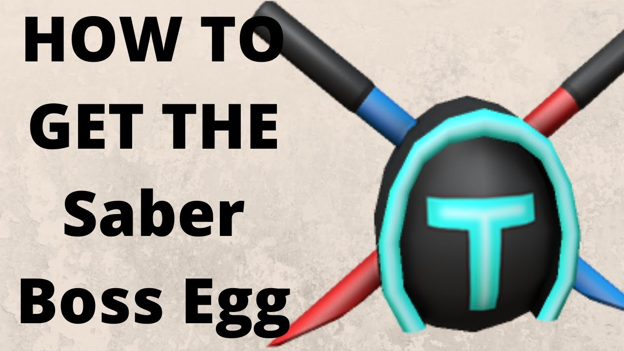 Egg Hunt 2020 Saber Simulator Roblox Youtube