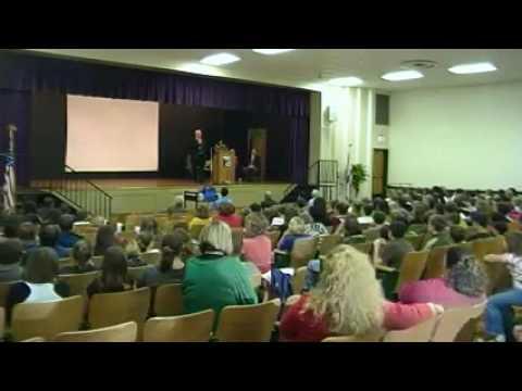 Veterans Day Ceremony Madison County Elementary School