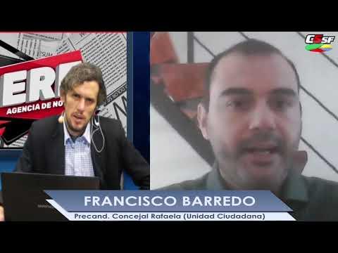 Francisco Barredo: