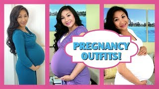 Pregnant Outfit Ideas, Comfortable Maternity Outfits! Maternity Style!