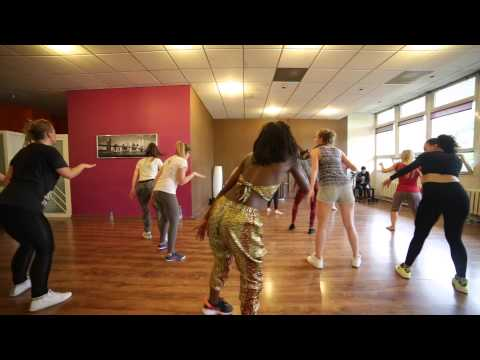 Diamond Platnumz Ft Mr Flavour - Nana | Dance Class in Poland | By Sherrie Silver