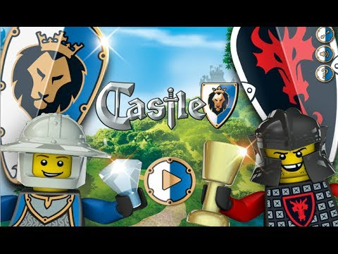 The King's Castle: Full Gameplay - Lego Game Adventure - YouTube