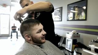 Flex Lewis Haircut   Flex Lewis Week   Believe Media & Flex Online
