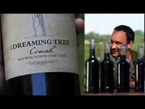 Best Wine-Dave Matthews The Dreaming Tree Crush Red Blend Review