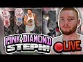 LIVE  PINK DIAMOND STEPH CURRY HUGE PACK OPENING  PLAYOFF THROWBACK MOMENTS PACKS  NBA 2K18 MYTEAM