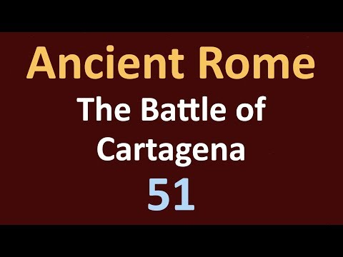 Second Punic War - Battle of Cartagena - 51