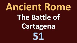 Second Punic War - Battle of Cartagena - 51
