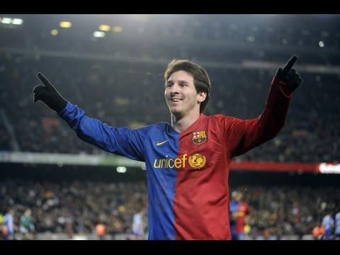 Lionel Messi ● Ultimate Dribbling Skills 2008/2009 |HD