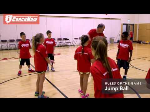 Basketball Rules Jump Ball Coaching Youth Basketball Youtube