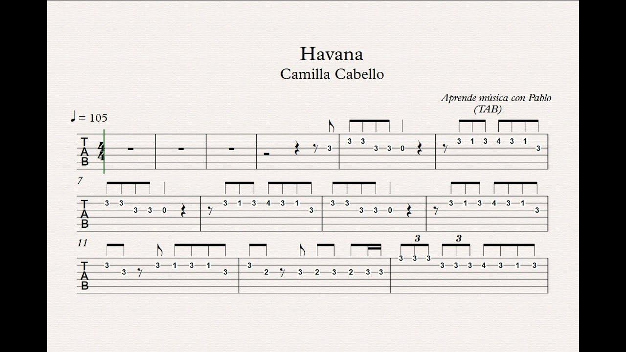Noob Notes Havana