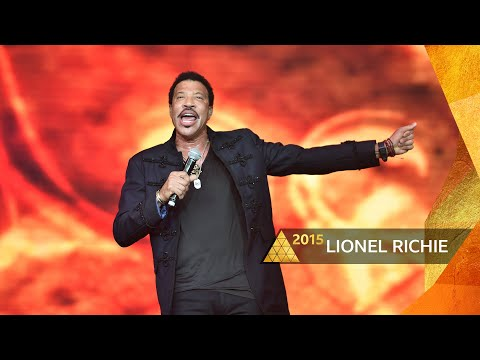 Lionel Richie - Dancing on the Ceiling (Glastonbury 2015)