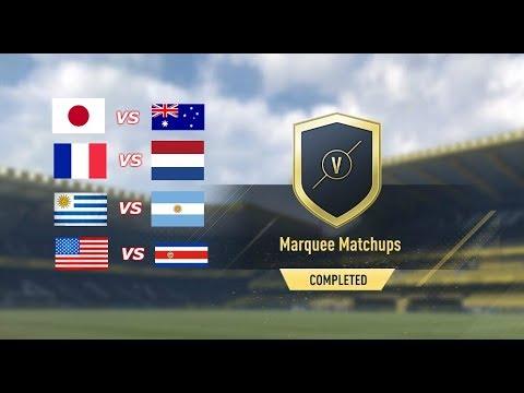FIFA 17 / Partido De Marquesina Por 20K