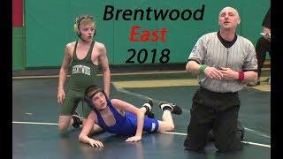 Boys Wrestling. Brentwood East vs North Babylon.