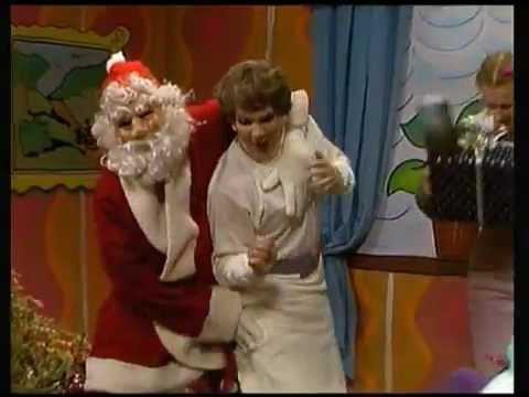 Joulupukki Kännissä