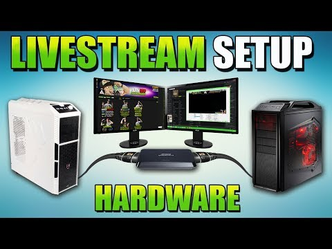 How To Set-Up Live Stream On PC [YouTube]