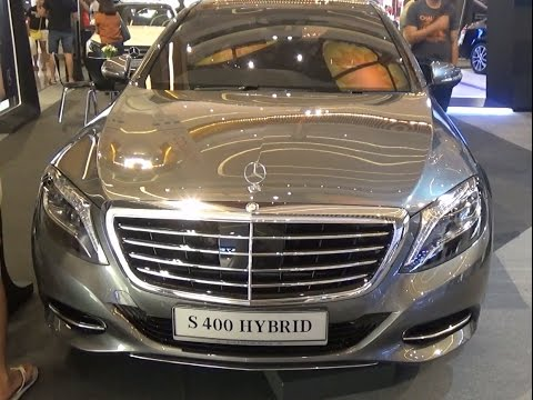 Awesome Mercedes Benz S400 Hybrid 2017 Exterior U0026 Interior