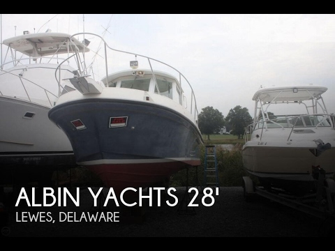 [SOLD] Used 1996 Albin Tournament Express 28 in Lewes,, Delaware
