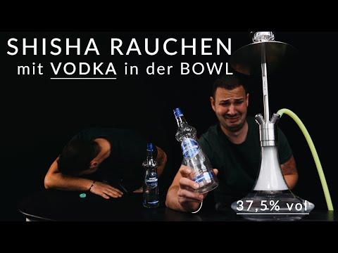 VODKA in der BOWL | einfach nur heftig ! | #ShishaCloudprobiert from YouTube · Duration:  4 minutes