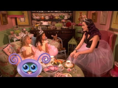 Tea Time with Sophia Grace & Rosie and Katy Perry!