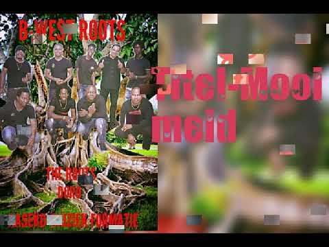 kaseko muziek formatie B-west Roots-mooi meid