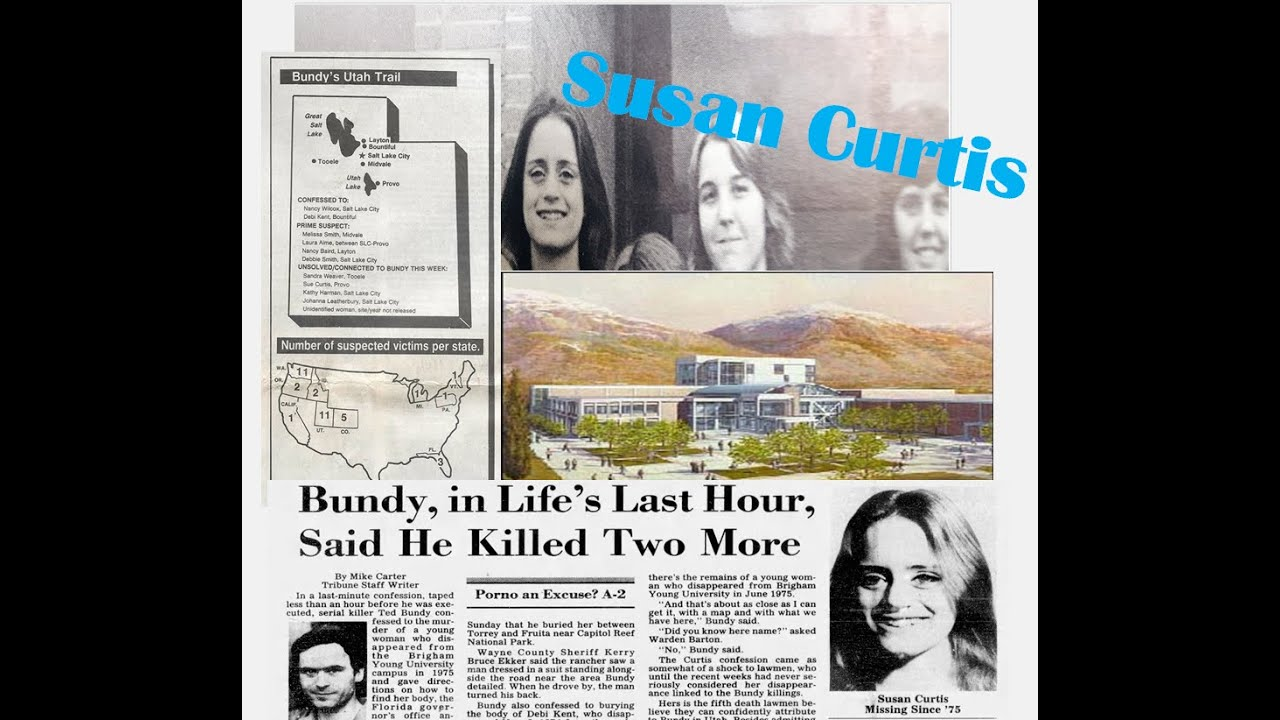 The Disappearance Of Susan Curtis/Ted Bundy/2020