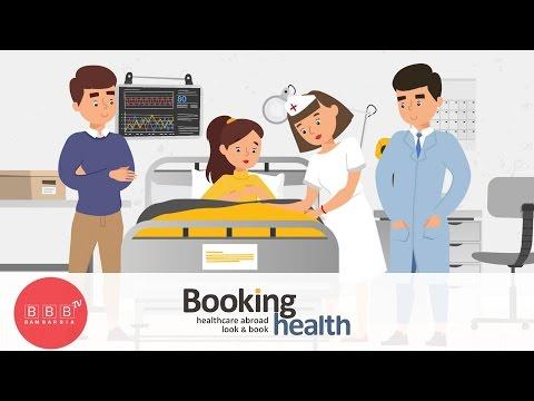 Медицинский туризм - лечение в Германии. Booking Health - удобный выбор и бронирование клиник