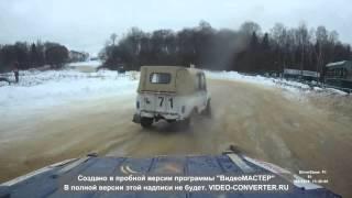 07.02.2016 Автокоросс Бужарова Коструков А.