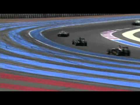 2012 F2 Highlights - Paul Ricard, R1