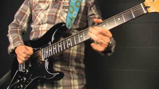 Fender Blacktop Stratocaster HH video review demo Guitarist Magazine HD