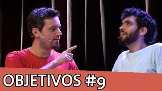 IMPROVÁVEL - OBJETIVOS #9