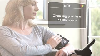 Braun ExactFit Upper arm blood pressure monitor (BP6000, BP6100 & BP6200)