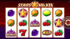 Online slots Stars Ablaze | 50 spins