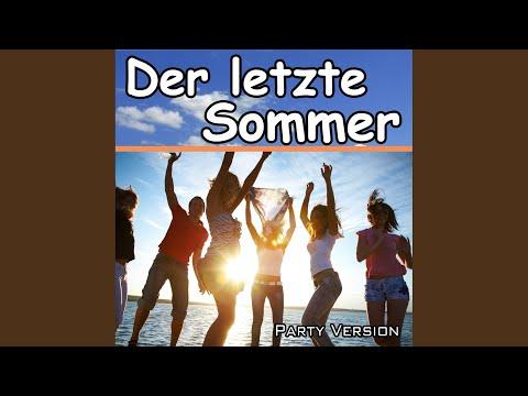 Der letzte Sommer (Instrumental Version)