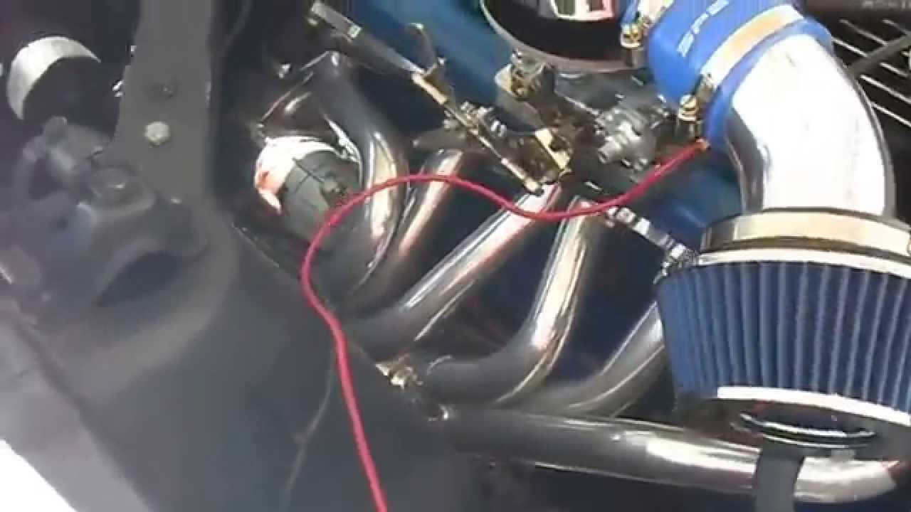 how to wire a hot rod diagram 1996 toyota tacoma parts 1966 mustang inline 6 cylinder 200ci- rebuild complete - youtube