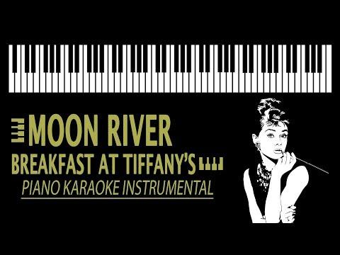 Moon River KARAOKE - By