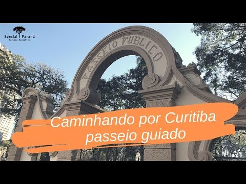 Passeio Guiado Caminhando por Curitiba