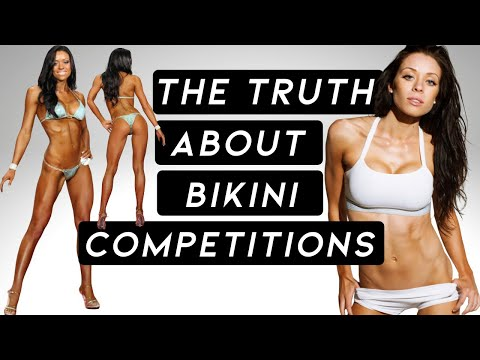 DANGERS OF #FITSPO | BIKINI COMPETING EXPOSED