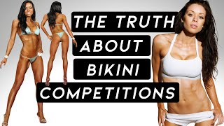 Why I QUIT Fitness Competing and Modeling
