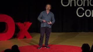 The Psychology of Images | Dr. Damian Schofield | TEDxOnondagaCommunityCollege