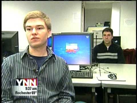 RIT on TV News: Green Computing
