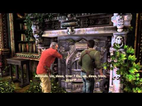 Uncharted 3 symbol/emblem puzzle in chapter 6: chateau ...