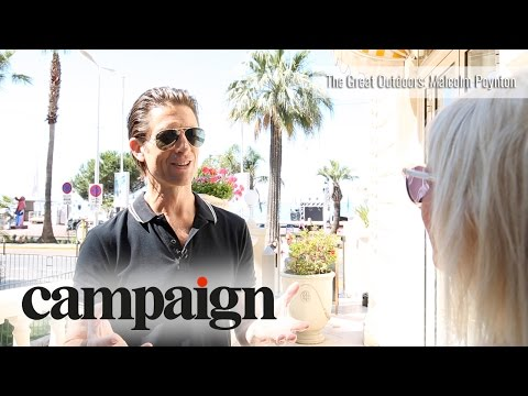 The Great Outdoors: Malcolm Poynton, global chief creative officer, Cheil Worldwide