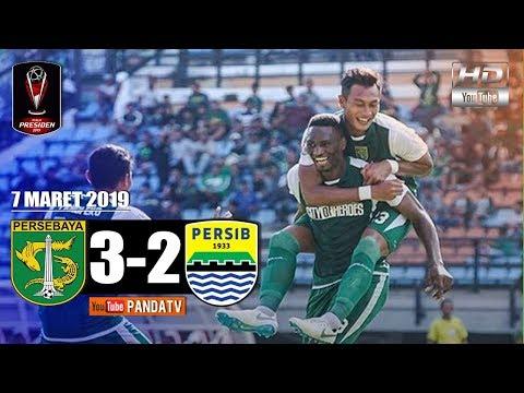 Persebaya vs Persib 3-2 Piala Presiden 2019