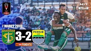 Download Video Persebaya vs Persib 3-2 Piala Presiden 2019 MP3 3GP MP4